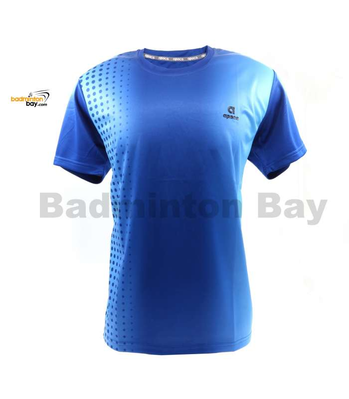 Apacs Dri-Fast AP-3260 Royal Blue T-Shirt Quick Dry Sports Jersey
