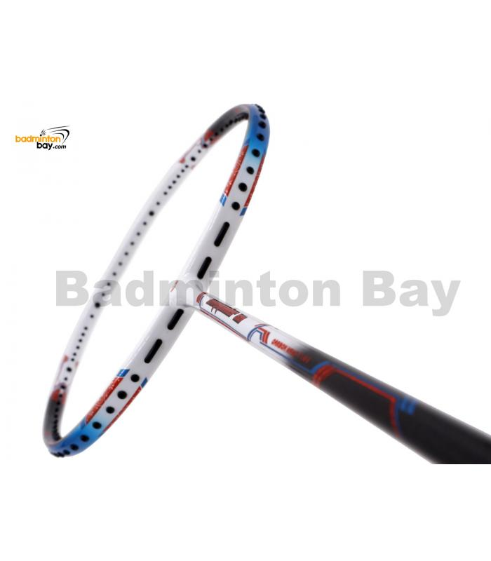 Apacs Commander 60 White Badminton Racket (5U-G1)