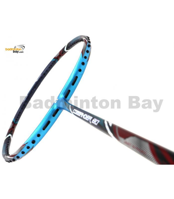 Apacs Commander 80 Blue Badminton Racket (5U-G1)