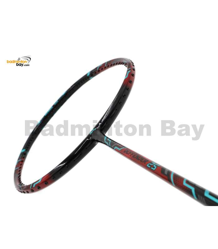 Apacs Deffender 25 Black Red Badminton Racket (6U)