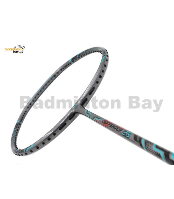 Apacs Deffender 25 Grey Badminton Racket (6U)