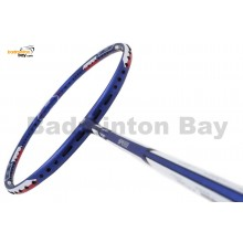 ~Out of stock APACS Dual 100 Blue II Badminton Racket (5U)