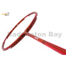 APACS Dual 100 Orange II Badminton Racket (5U)