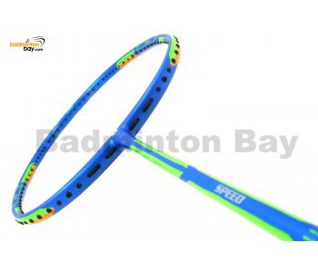Apacs Dual Power Speed Version 2 Blue Badminton Racket (4U)