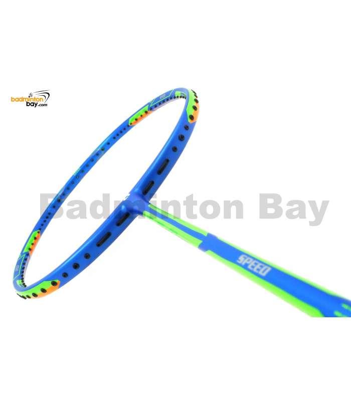 Apacs Dual Power Speed Version 2 Blue Badminton Racket (4U)