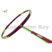 Apacs Dual Power Speed Version 2 Red Badminton Racket (4U)