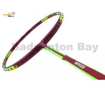 Apacs Dual Power Speed Version 2 Red Badminton Racket (4U)
