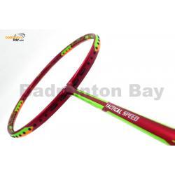 Apacs Dual Power & Speed TACTICAL Red (4U) Badminton Racket