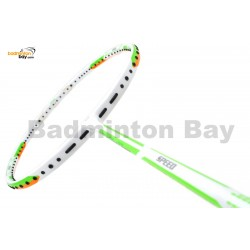 Apacs Dual Power Speed Version 2 White Badminton Racket (4U)