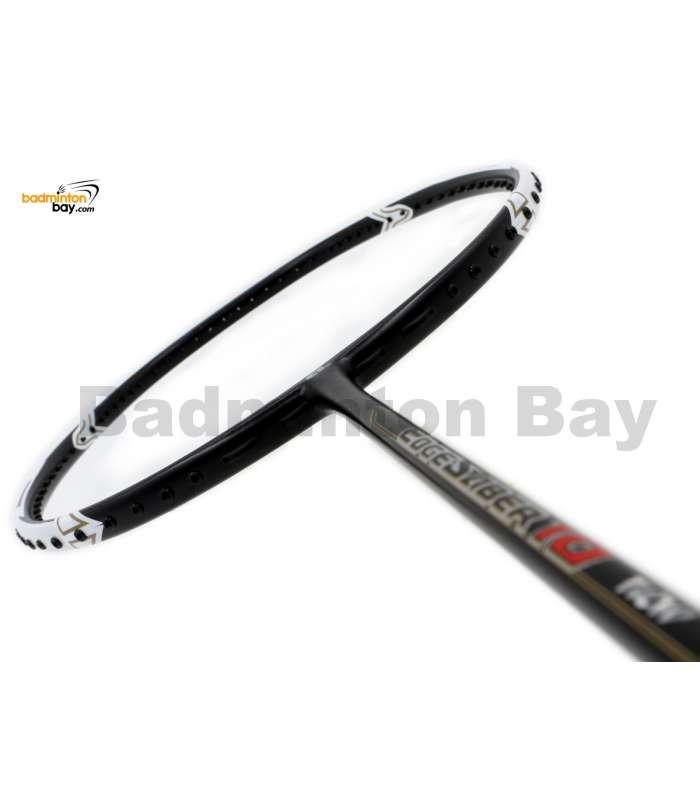 Apacs EdgeSaber 10 Black Badminton Racket (4U)