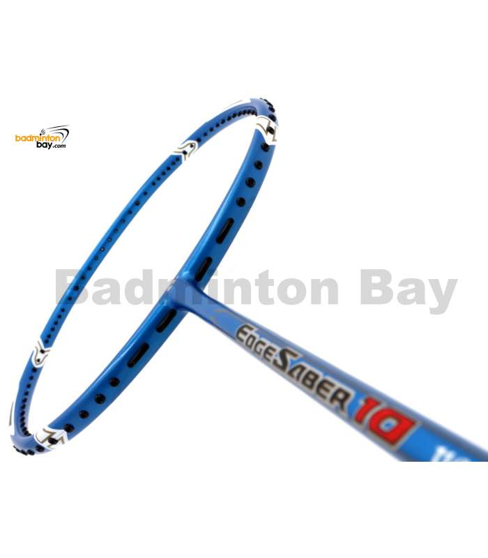 Apacs EdgeSaber 10 Blue Badminton Racket (4U)