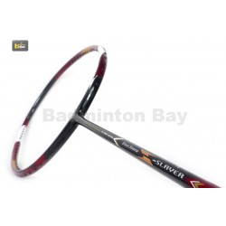 Apacs EdgeSaber Z Slayer Black Gold Compact Frame (4U) Badminton Racket