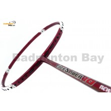 Apacs EdgeSaber 10 (Red) Badminton Racket