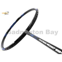 Apacs Feather Weight 500 Black Badminton Racket (7U)