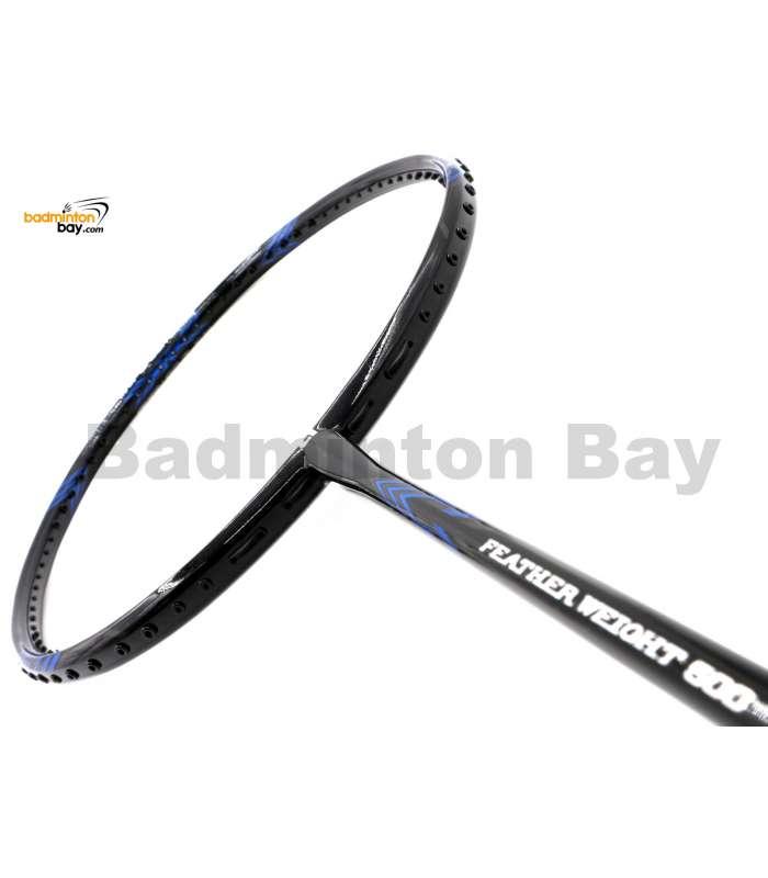 Apacs Feather Weight 500 Black Badminton Racket (7U)