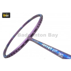 Apacs Feather Weight 55 Purple Badminton Racket (8U) World's Lightest Badminton Racket