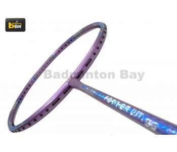 Apacs Feather Weight 55 Purple Badminton Racket (8U) Worlds Lightest Badminton Racket