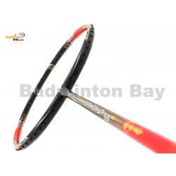 Apacs Feather Weight 55 Black Red Badminton Racket (8U) Worlds Lightest Badminton Racket