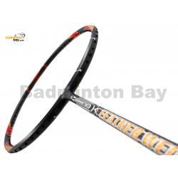 Apacs Feather Weight 200 Dark Grey Badminton Racket (7U)
