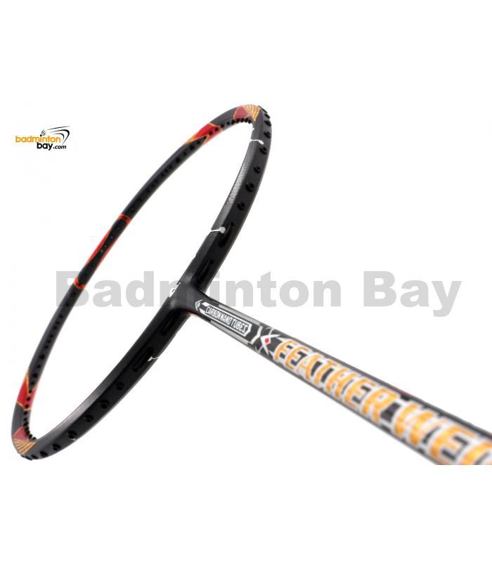 Apacs - Feather Weight 200 Dark Grey Badminton Racket