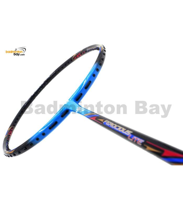 Apacs Ferocious Lite Black Blue Badminton Racket (6U)