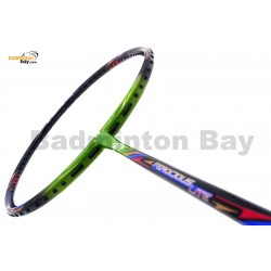 35% OFF Apacs Ferocious Lite Green Badminton Racket (6U) with Slight Paint Defect (FC3) (Refer picture)