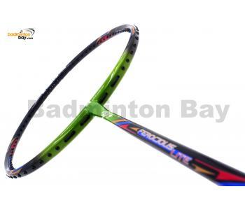 Apacs Ferocious Lite Black Green Badminton Racket (6U)