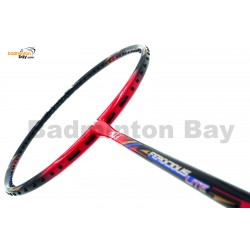 35% OFF Apacs Ferocious Lite Red Badminton Racket (6U) with Slight Paint Defect (FC5) (Refer picture)