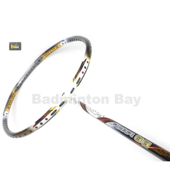 ~ Out of stock Apacs Finapi 88 Badminton Racket (Replacement model available, see inside)