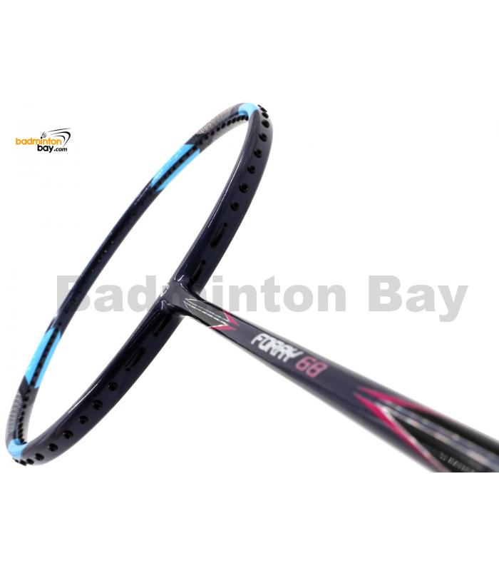 Apacs Foray 68 Navy Blue Badminton Racket (3U)
