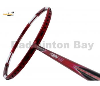 Apacs Foray 68 Red Badminton Racket (4U)