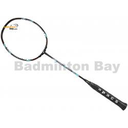 Coming Soon, Pre-order Available: Apacs Force II Max Dark Grey 4U (Replacement For Z Ziggler Force 2) Compact Frame Badminton Racket