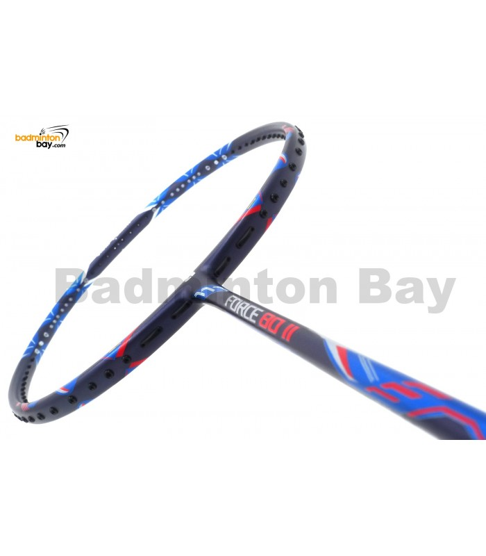 Apacs Force 80 II Dark Blue Badminton Racket (4U)  (Replacing model for Finapi 88)