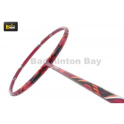~Out of stock Apacs Force 80 Red Badminton Racket (4U) (Replacing model for Finapi 88)