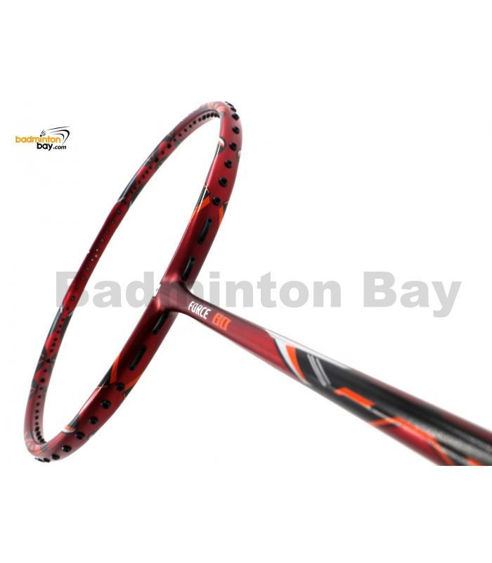 Apacs Force 80 Red Badminton Racket (4U)  (Replacing model for Finapi 88)