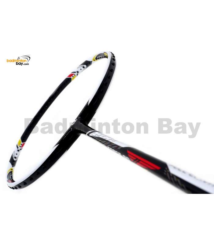 Apacs Force 90 Black White Badminton Racket (4U)