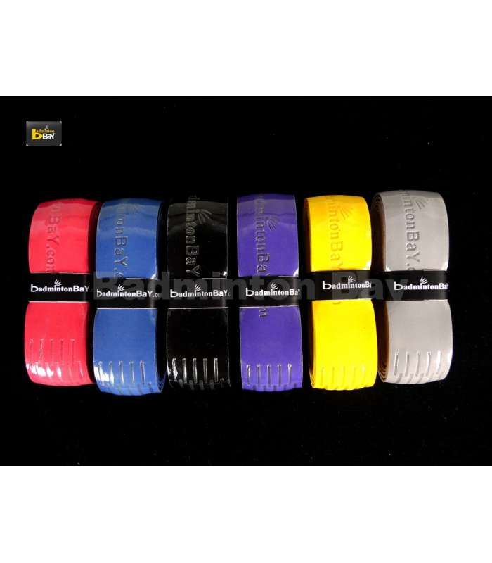 ~Out of stock Badminton Bay Racket Hyper PU 1 grade higher than Super PU Replacement Grip PU111 (6 Pieces)
