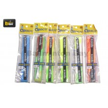 ~Out of stock Apacs Rainbow Super PU Replacement Grip PU801 (6 Pieces)