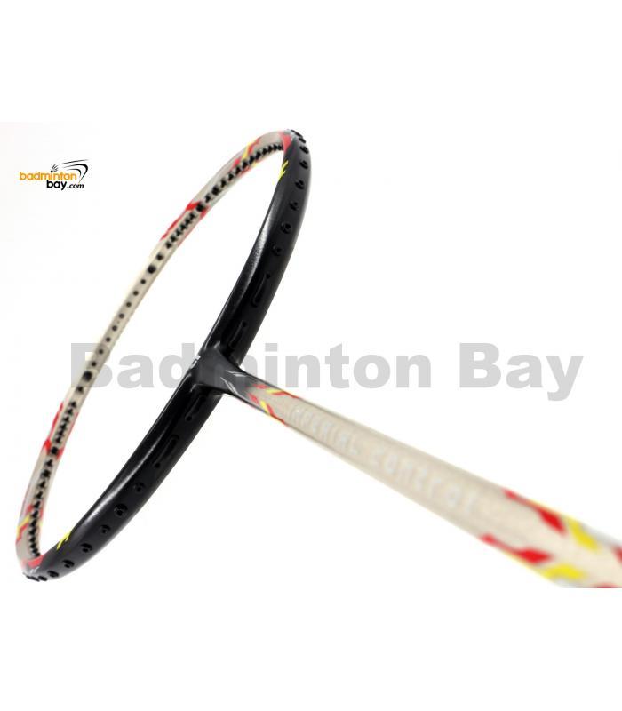 Apacs Imperial Control Black Gold Badminton Racket (5U)