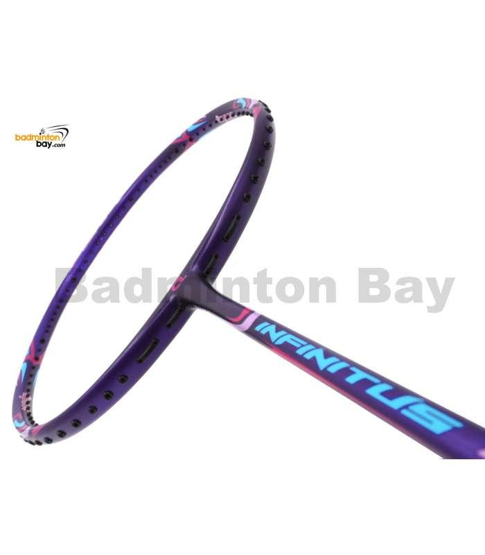 Apacs Infinitus 21 Blue Matte Badminton Racket (4U)