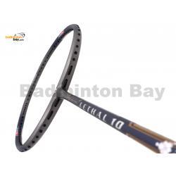 Apacs Lethal 10 Grey Navy Badminton Racket (4U)
