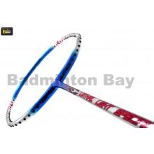 Apacs Lethal Light Special Silver Blue Badminton Racket (6U)