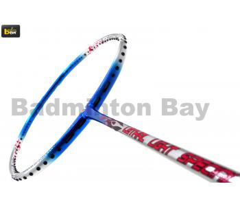 Apacs Lethal Light Special Silver Blue Badminton Racket (6U)