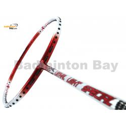 Apacs Lethal Light Special Red Badminton Racket (6U)