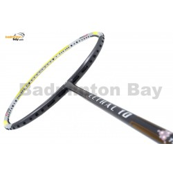 Apacs Lethal 10 Yellow Grey Badminton Racket (4U)