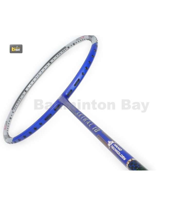 ~Out of stock Apacs Lethal 10 Badminton Racket (4U)