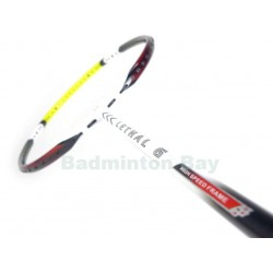 ~Out of stock Apacs Lethal 6 Badminton Racket (5U)