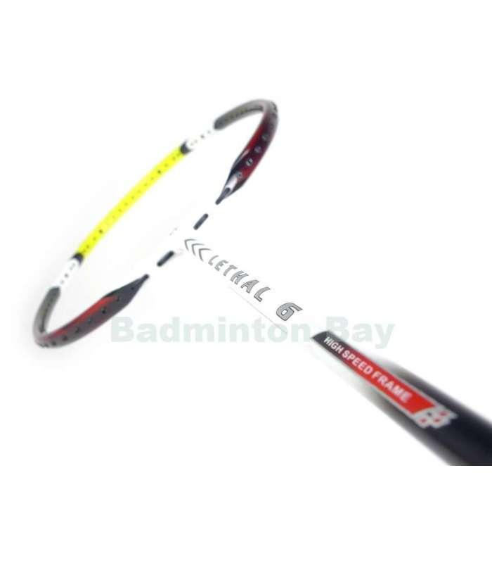 Apacs Lethal 6 Badminton Racket (5U)