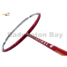 Apacs Lethal 8 Black Red (4U) Badminton Racket