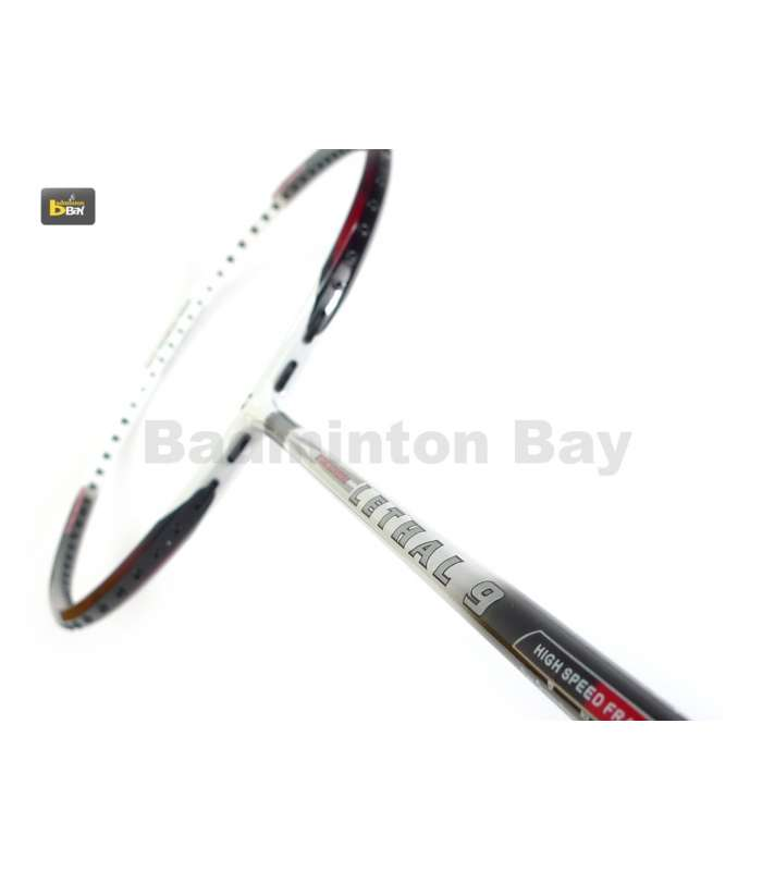 ~Out of stock Apacs Lethal 9 Badminton Racket